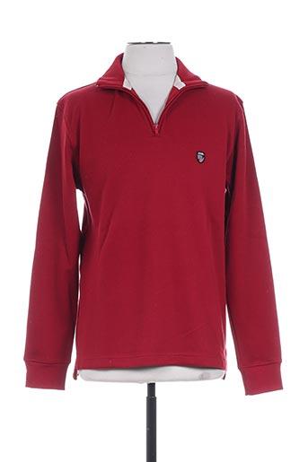Sweat De 1235260 Couleur Jezequel Modz Pas Cher Soldes Pulls Rouge Shirts En Rouge0 uiPXkZOT