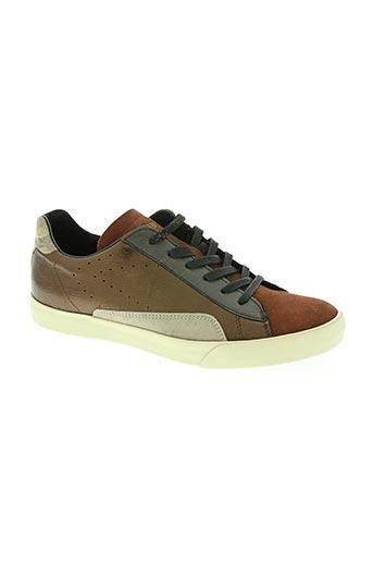zero centcinq chaussures femme de couleur marron