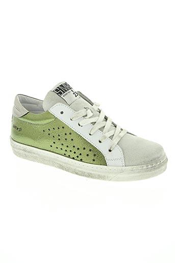 semerdjian chaussures femme de couleur vert