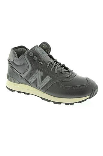new balance chaussures homme de couleur gris