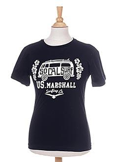 Produit-T-shirts-Garçon-U.S MARSHALL