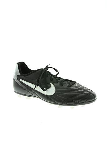 nike chaussures garçon de couleur noir