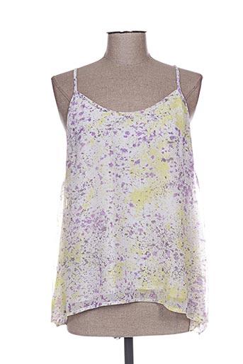 r 867 chemises femme de couleur violet