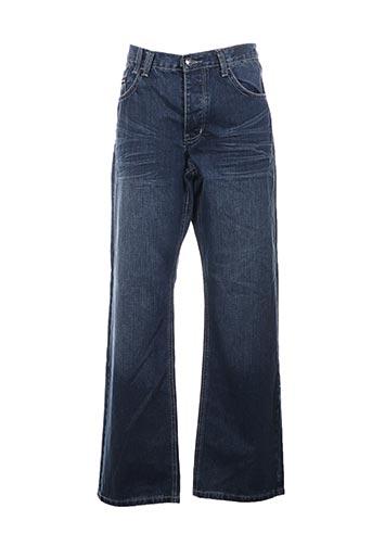 horsefeathers jeans homme de couleur bleu