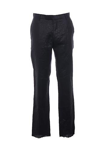 Pantalon casual noir STRELLSON pour homme