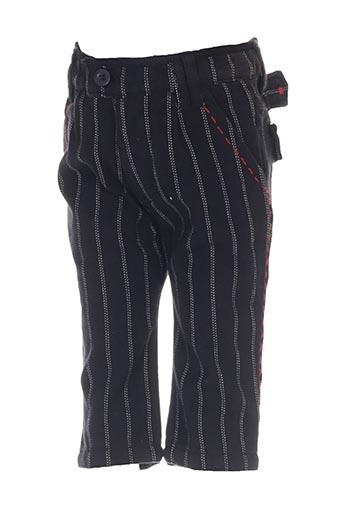 Pantalon casual noir ELIANE ET LENA pour fille