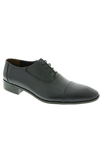 barberini chaussures homme de couleur bleu