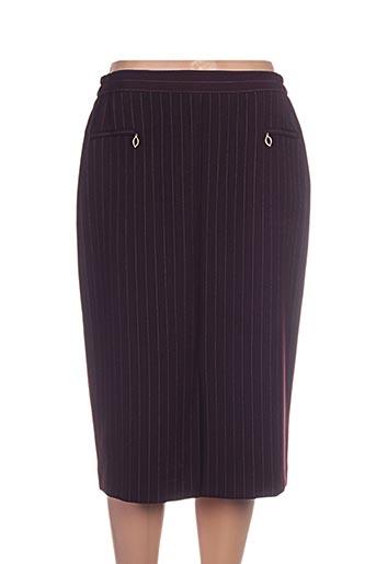 maryvet jupes femme de couleur violet