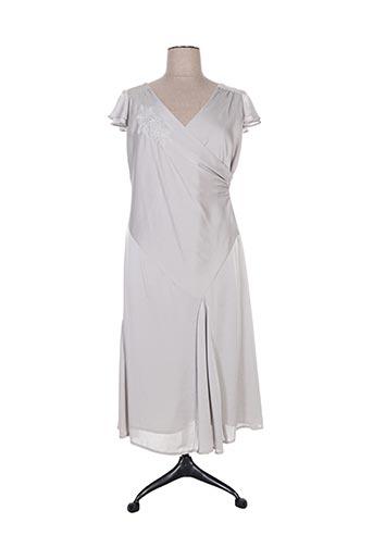 nominal robes femme de couleur gris