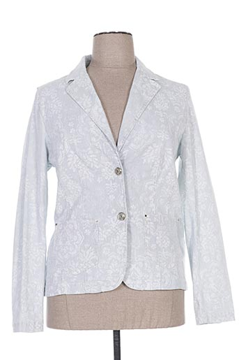 Veste casual bleu JOCAVI pour femme