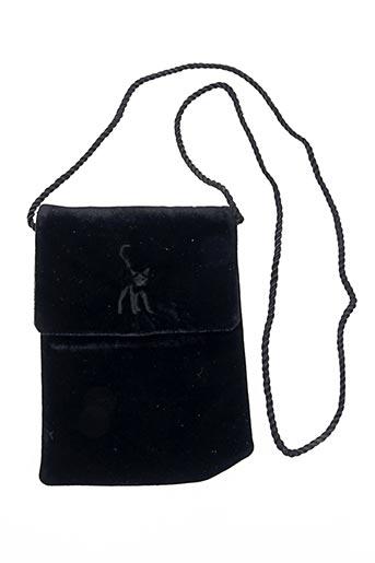 Pochette noir NOIR/CLAIR pour femme