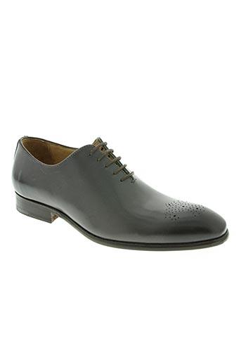 paradigma chaussures homme de couleur gris