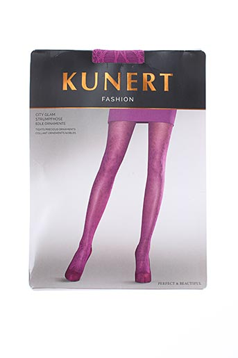 kunert lingerie femme de couleur rose