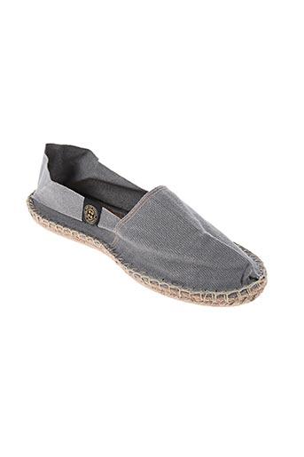 art of soule chaussures homme de couleur gris