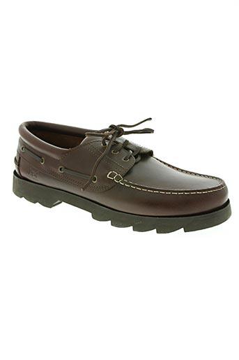 arima chaussures homme de couleur marron