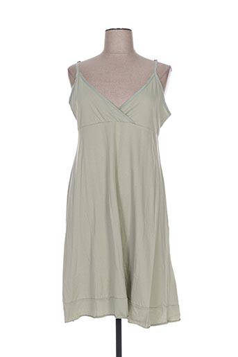 inge de jonge robes femme de couleur vert