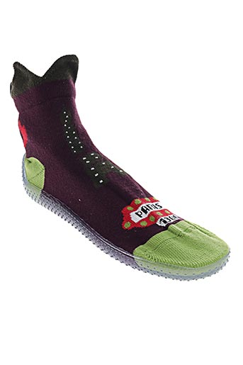 berthe aux grands pieds chaussures femme de couleur violet