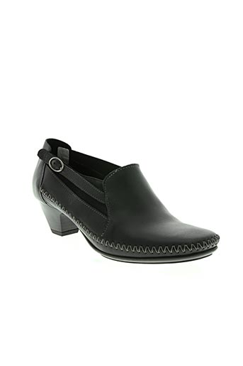 altex chaussures femme de couleur noir