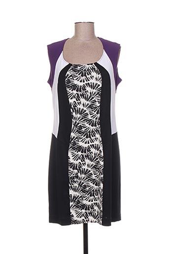 kali orea robes femme de couleur noir