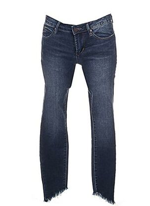 Jeans skinny bleu ARTICLES OF SOCIETY pour femme