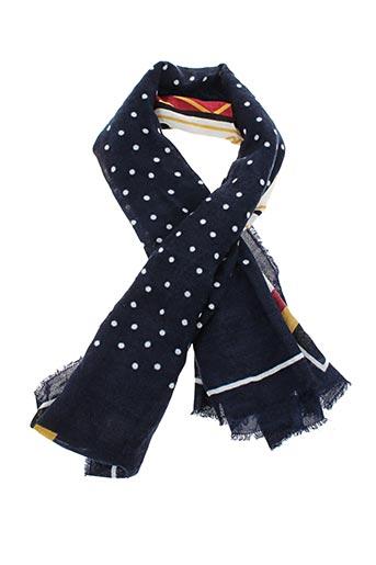 i.code (by ikks) accessoires femme de couleur bleu