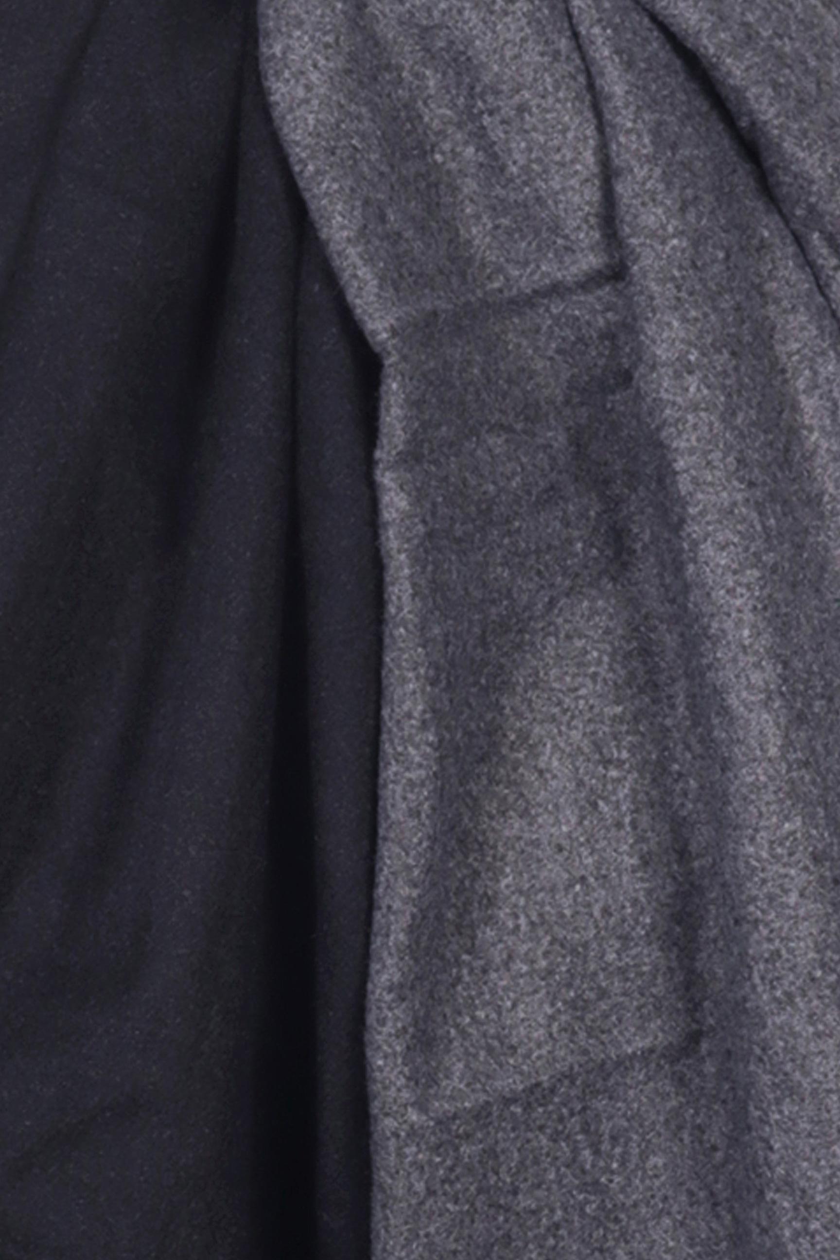 Inel Echarpes Gants Femme De Couleur Noir En Soldes Pas Cher 1273051-noir00