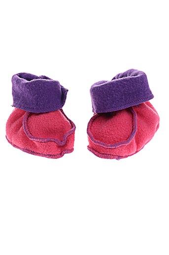 sucre d'orge chaussures fille de couleur rose