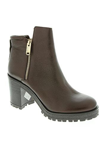 liu jo chaussures femme de couleur marron