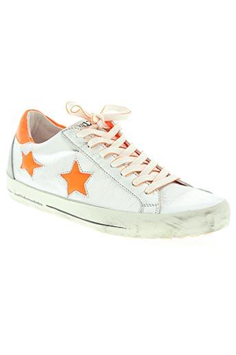quattrobarradodici chaussures unisexe de couleur gris