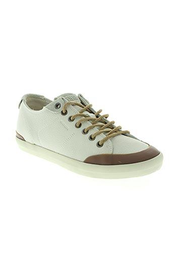 geox chaussures homme de couleur beige