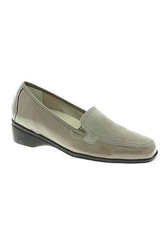 marco chaussures femme de couleur beige
