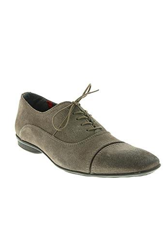 pratik chaussures homme de couleur beige