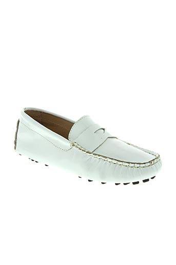 elizabeth stuart chaussures femme de couleur blanc