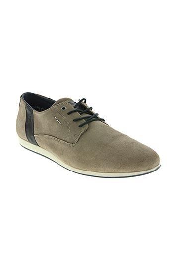 redskins chaussures femme de couleur gris