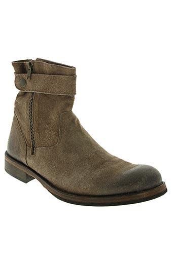 via patomi chaussures femme de couleur beige