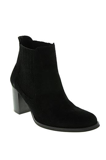 semerdjian chaussures femme de couleur noir