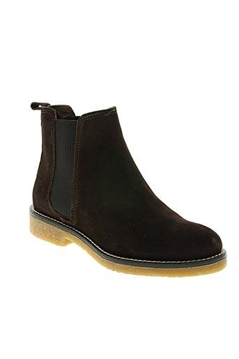 spaziozero8 chaussures femme de couleur marron