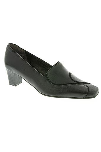 simona fashion chaussures femme de couleur noir
