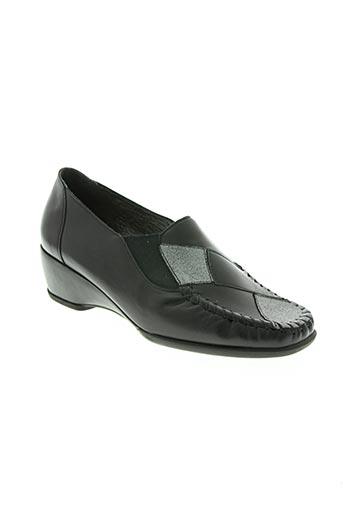 kim chaussures femme de couleur noir