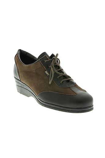 bopy chaussures femme de couleur marron