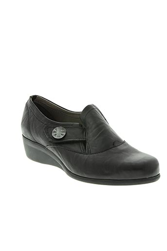 jmg houcke chaussures femme de couleur noir