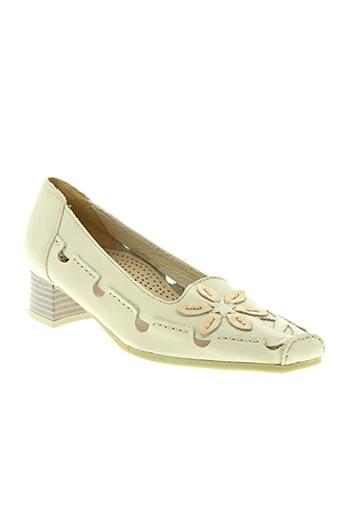 luxat chaussures femme de couleur beige
