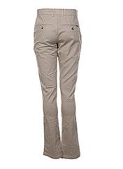 Pantalon casual gris ARISTOW pour homme seconde vue