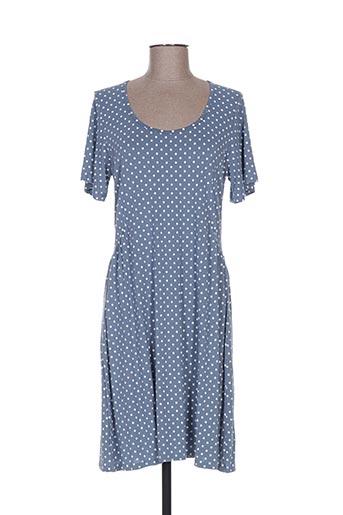 la petite robe robes femme de couleur bleu