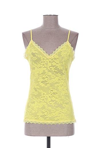 suggest chemises femme de couleur jaune
