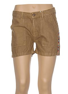 Produit-Shorts / Bermudas-Femme-AVIDA DOLLARS