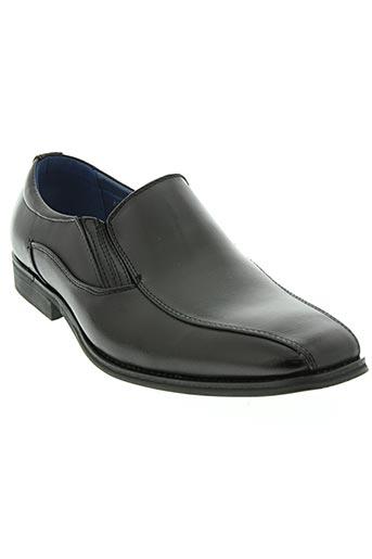style italy chaussures homme de couleur noir
