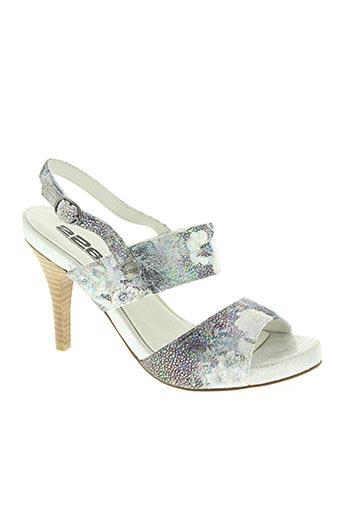 226 shoes chaussures femme de couleur gris