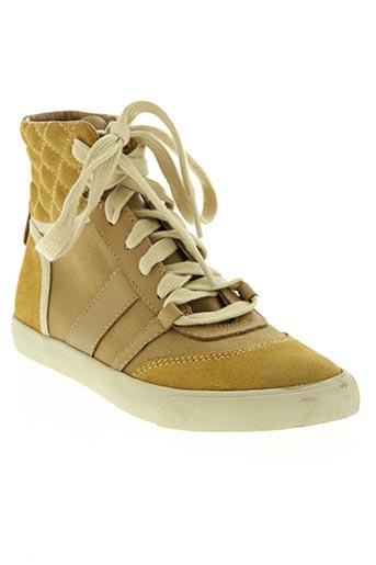 chloe chaussures fille de couleur beige