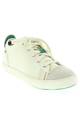 paul smith chaussures fille de couleur beige